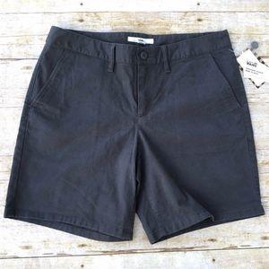 Vans BLACKHEART Womens Chino Twill Shorts Size 7